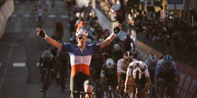 Giro d'Italia 2020, Demare bis a Matera