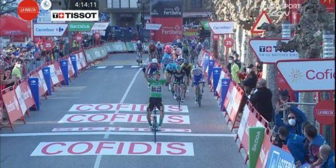 La Vuelta 2020, arriva il tris di Roglic