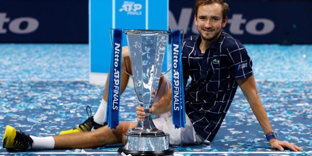 ATP Finals, è Medvedev il Maestro 2020