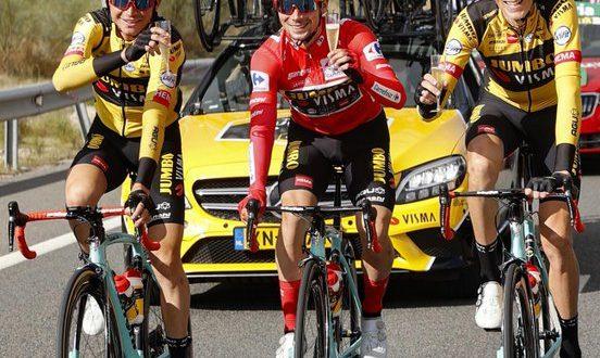 Primoz Roglic vince la Vuelta a Espana 2020, è bis consecutivo