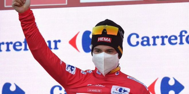 La Vuelta 2020, prova di forza di Roglic a crono