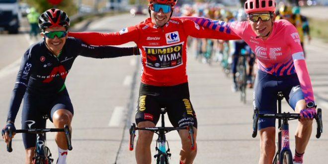 La Vuelta a España 2020, le classifiche finali