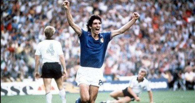 Ci lascia Paolo Rossi, l'eroe di Spagna '82