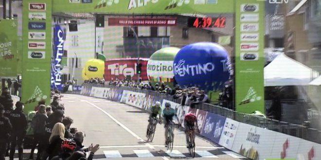 Tour of the Alps 2021, Bilbao piazza il colpo nella quarta tappa