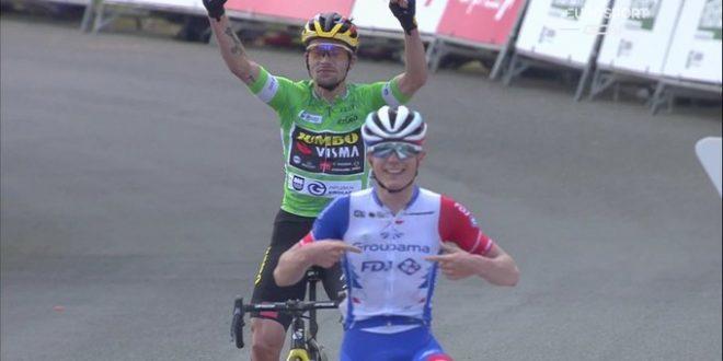 Roglic conquista il Giro dei Paesi Baschi 2021, ultima tappa a Gaudu
