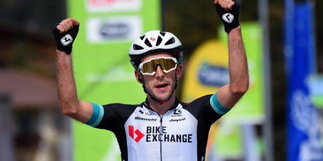 Tour of the Alps 2021, prova di forza di Simon Yates