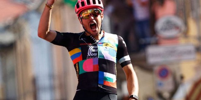 Giro d'Italia 2021, Bettiol imbocca la Stradella vincente