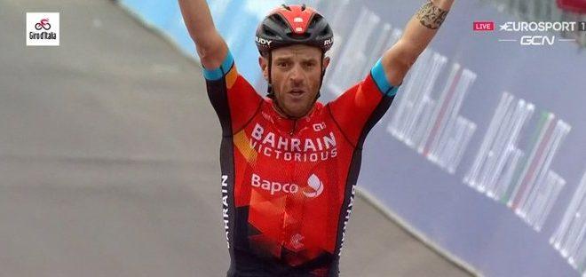 Giro d'Italia 2021, epico Caruso: vittoria e podio! Bernal verso il trionfo rosa
