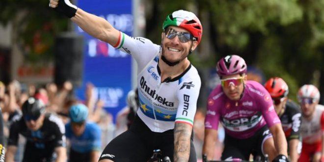 Giro d'Italia 2021, finalmente Nizzolo!
