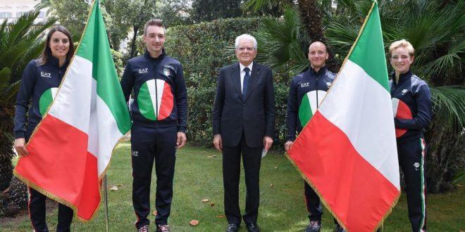 Tokyo 2020, Elia Viviani e Jessica Rossi portabandiera dell'Italia!