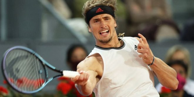 Berrettini lotta, ma al Masters 1000 Madrid trionfa Zverev