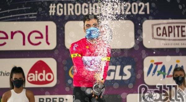 Giro d'Italia Giovani Under 23 2021, trionfo assoluto per Ayuso