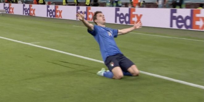 Euro 2021, brivido Italia: Austria Ko ai supplementari, azzurri ai quarti