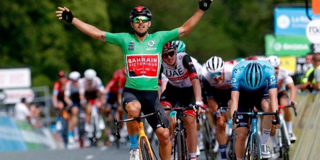 Giro del Delfinato 2021, Colbrelli a segno!