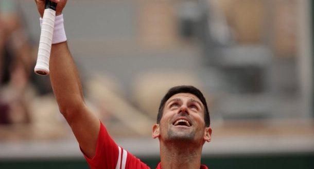 Roland Garros 2021, Djokovic conquista Parigi: Tsitsipas Ko in 5 set e Slam n. 19