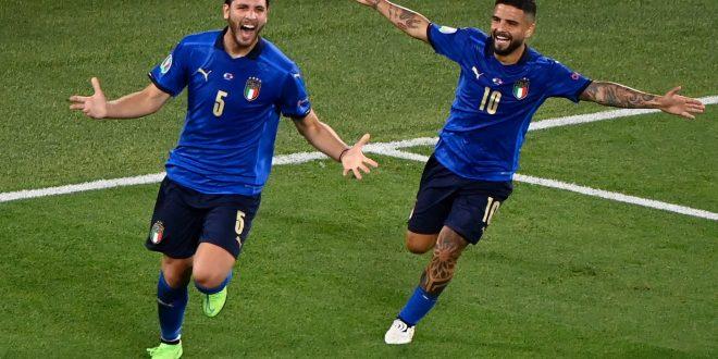 Euro 2021, Locatelli manda l'Italia agli ottavi: 3-0 alla Svizzera
