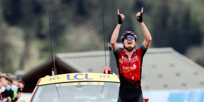 Giro del Delfinato 2021, tappa a Padun e maglia a Porte