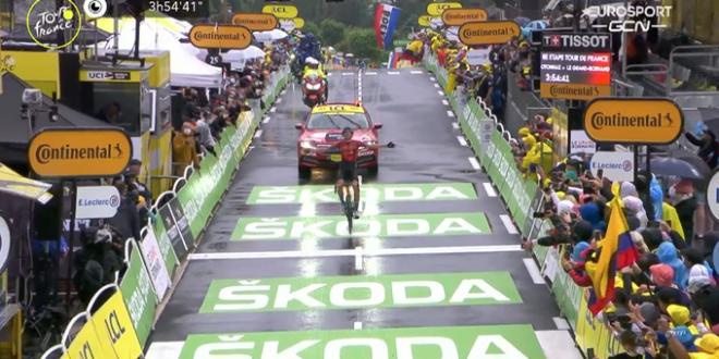 Teuns trionfa a Le Grand Bornand, Pogacar ammazza il Tour de France 2021: è maglia gialla