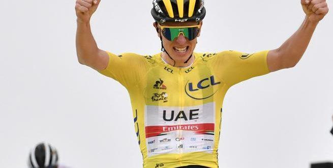 Tour de France 2021, dominio Pogacar anche a Luz Ardiden