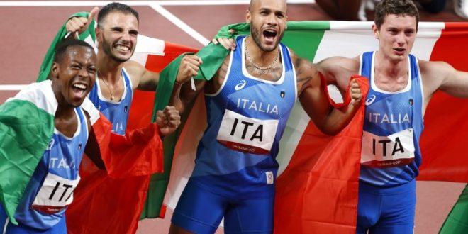 Tokyo 2020, epica Italia: atletica azzurra da record!