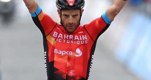 Vuelta a Espana 2021, Caruso fa l'impresa sull'Alto de Velefique