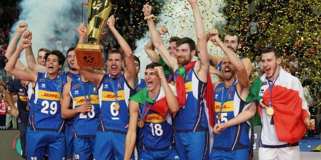 Italvolley memorabile: azzurri campioni d'Europa 2021!