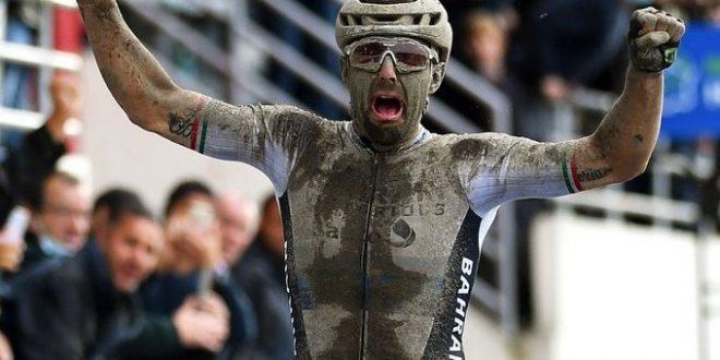 Colbrelli sontuoso, un'epica Parigi-Roubaix 2021 è azzurra!