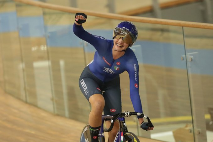 Mondiali ciclismo pista 2021, è subito Italia: Fidanza oro nello scratch. Vola il quartetto azzurro