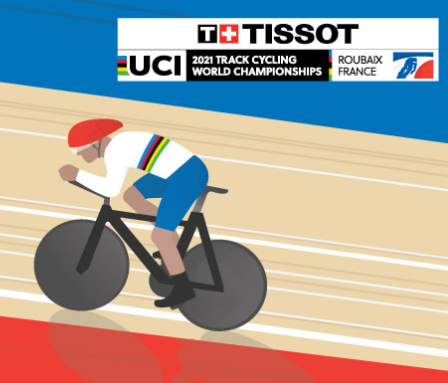Mondiali ciclismo su pista Roubaix 2021, il medagliere finale: Italia terza con 4 ori!